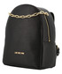 chain black leather backpack Sale - love moschino Sale