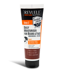 daily beard & face moisturiser 80ml