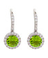 Juliet gold-plated lime drop earrings Sale - bertha Sale