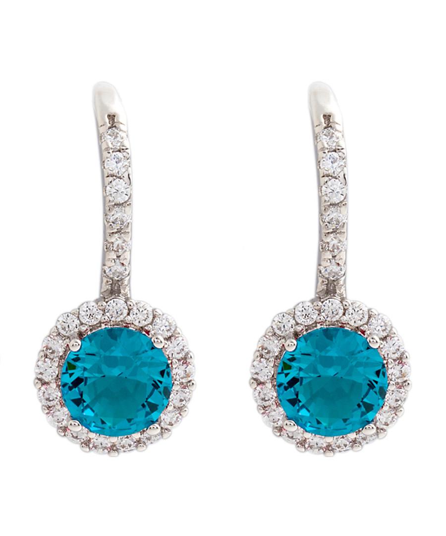 Juliet gold-plated sky drop earrings Sale - bertha