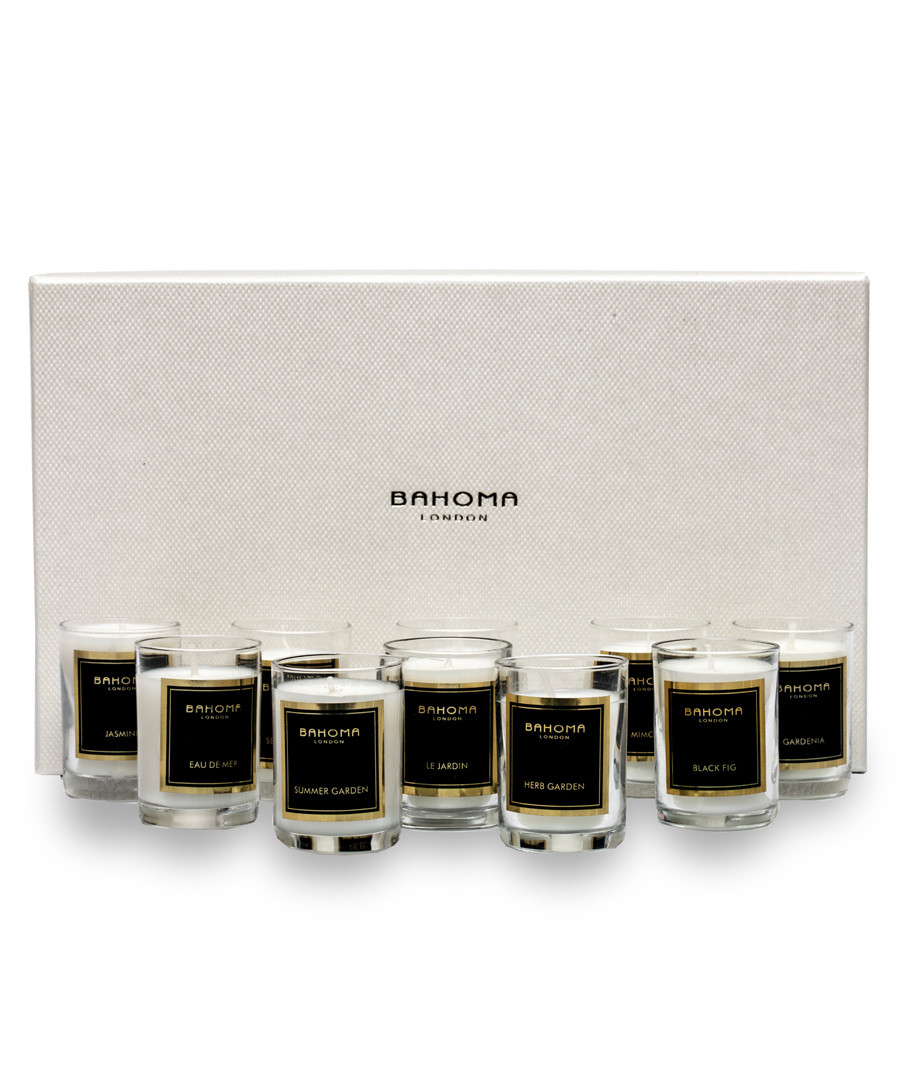 10pc essentials 10hr candle mix set Sale - bahoma