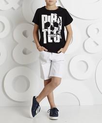 2pc Pirates cotton blend outfit set