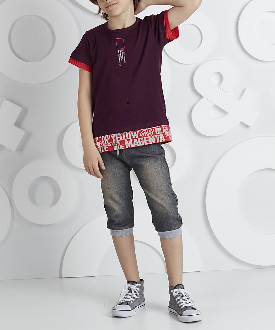 2pc Colours cotton outfit set Sale - ollie&olla