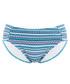 Nina geo print ruched bikini briefs Sale - Swimwear by panache Sale