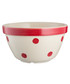 red polka ceramic bowl 22cm Sale - mason cash Sale