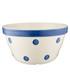 navy polka ceramic bowl 22cm Sale - mason cash Sale