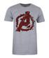 avengers grey pure cotton T-shirt Sale - marvel Sale