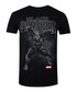 black panther black pure cotton T-shirt Sale - marvel Sale