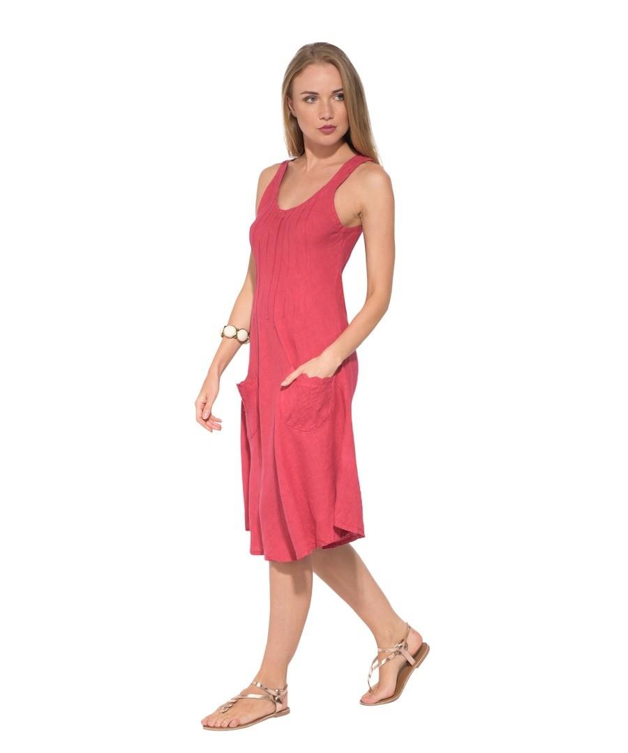 Dress ANNE - La fabrique du lin Sale - La Fabrique Du Lin