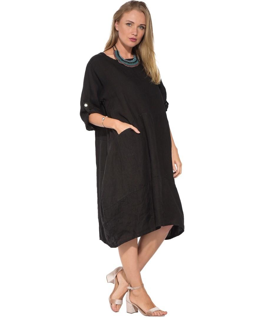 Dress LEA - La fabrique du lin Sale - La Fabrique Du Lin
