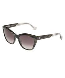 Brown & purple lens sunglasses