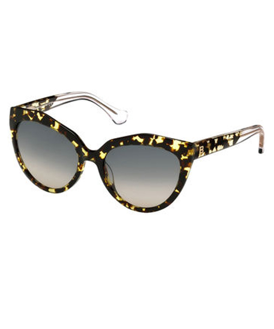Havana & grey lens sunglasses Sale - balenciaga