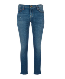 The Cropped Straight sawyer cotton jeans