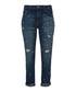 The Fling embellished boyfriend jeans Sale - Current Elliott Sale