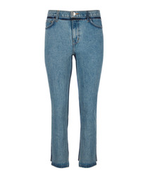 The High Waist Somer straight jeans