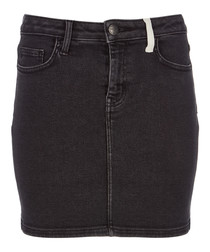 The 5-Pocket cotton mini skirt