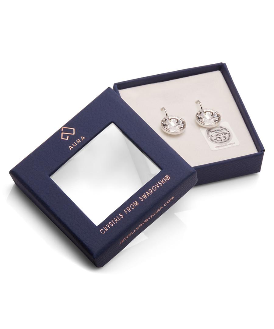 Timeless Crystal drop Earrings Sale - Aura