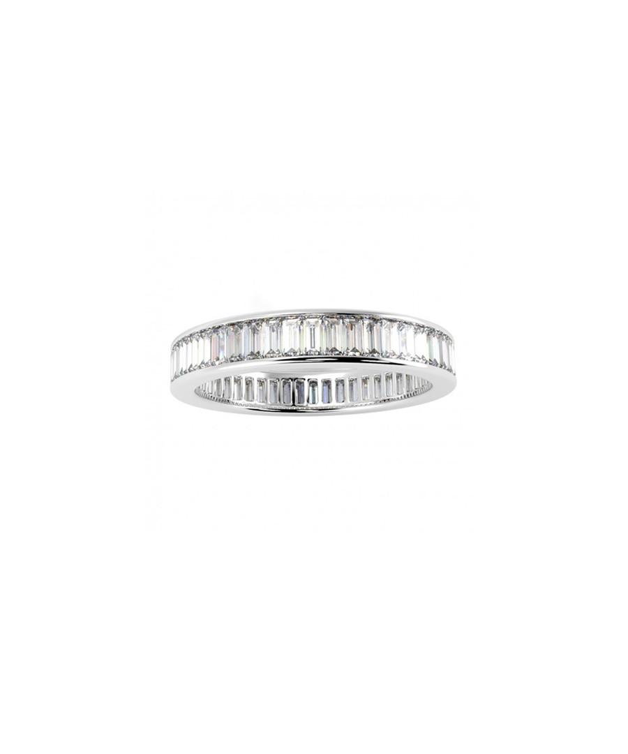 2.00ct Baguette Diamond platinum ring Sale - Buy Fine Diamonds