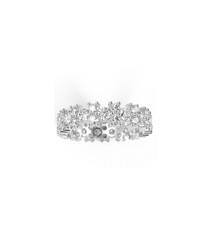 2.50ct diamond Garland platinum Ring