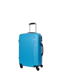Bromley blue spinner suitcase 48cm