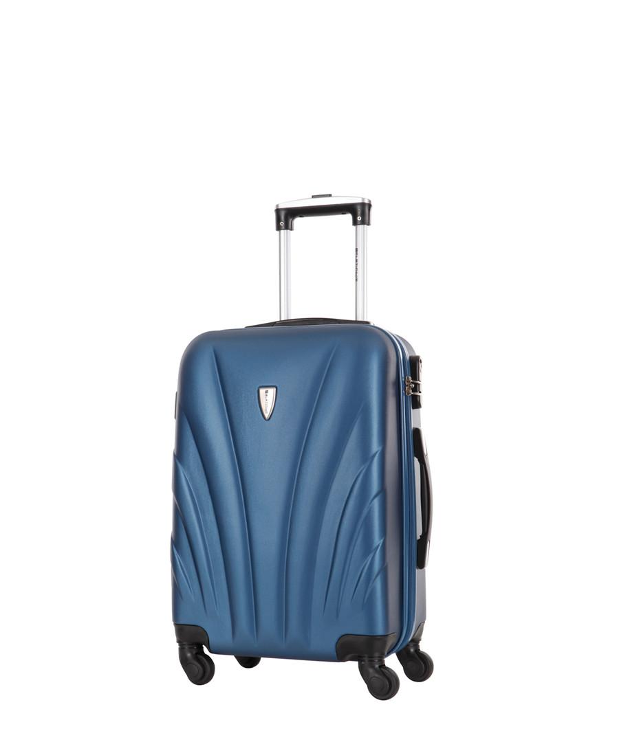 Delfino marine spinner suitcase 50cm Sale - platinium