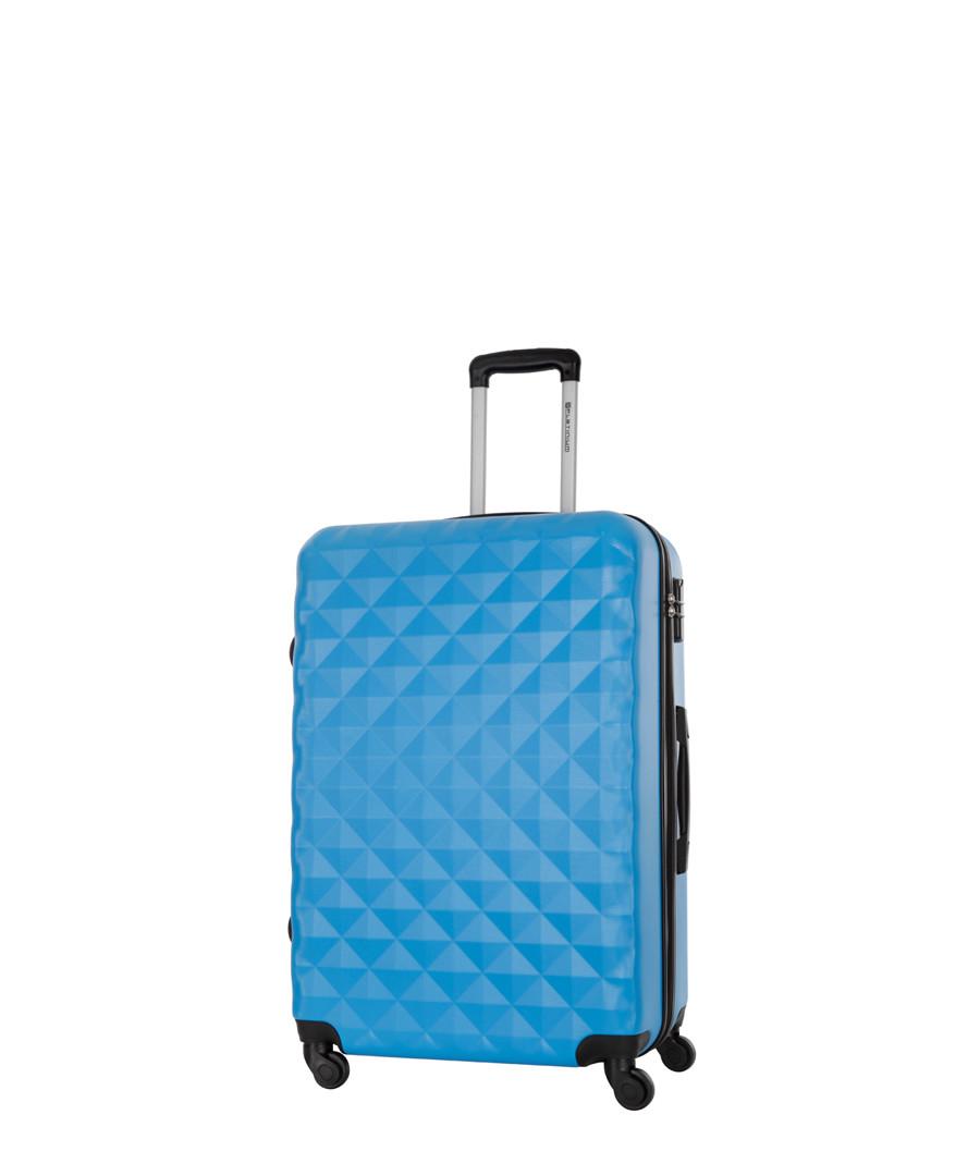Ballina blue spinner suitcase 50cm Sale - platinium