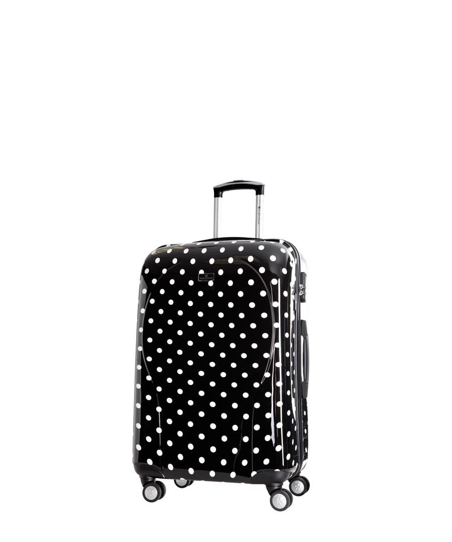 Phuket dotty spinner suitcase 70cm Sale - platinium