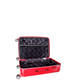Valley red spinner suitcase 70cm Sale - platinium Sale