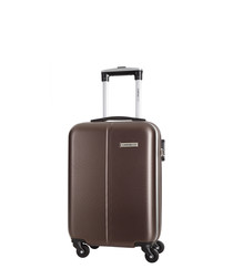 Juice chocolate spinner suitcase 46cm