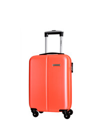 Juice coral spinner suitcase 46cm