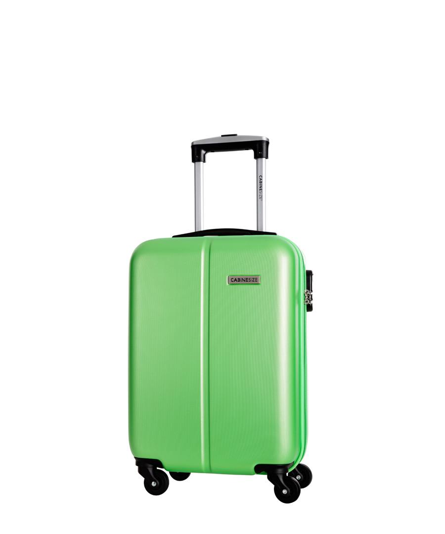 Juice green spinner suitcase 46cm Sale - cabine size