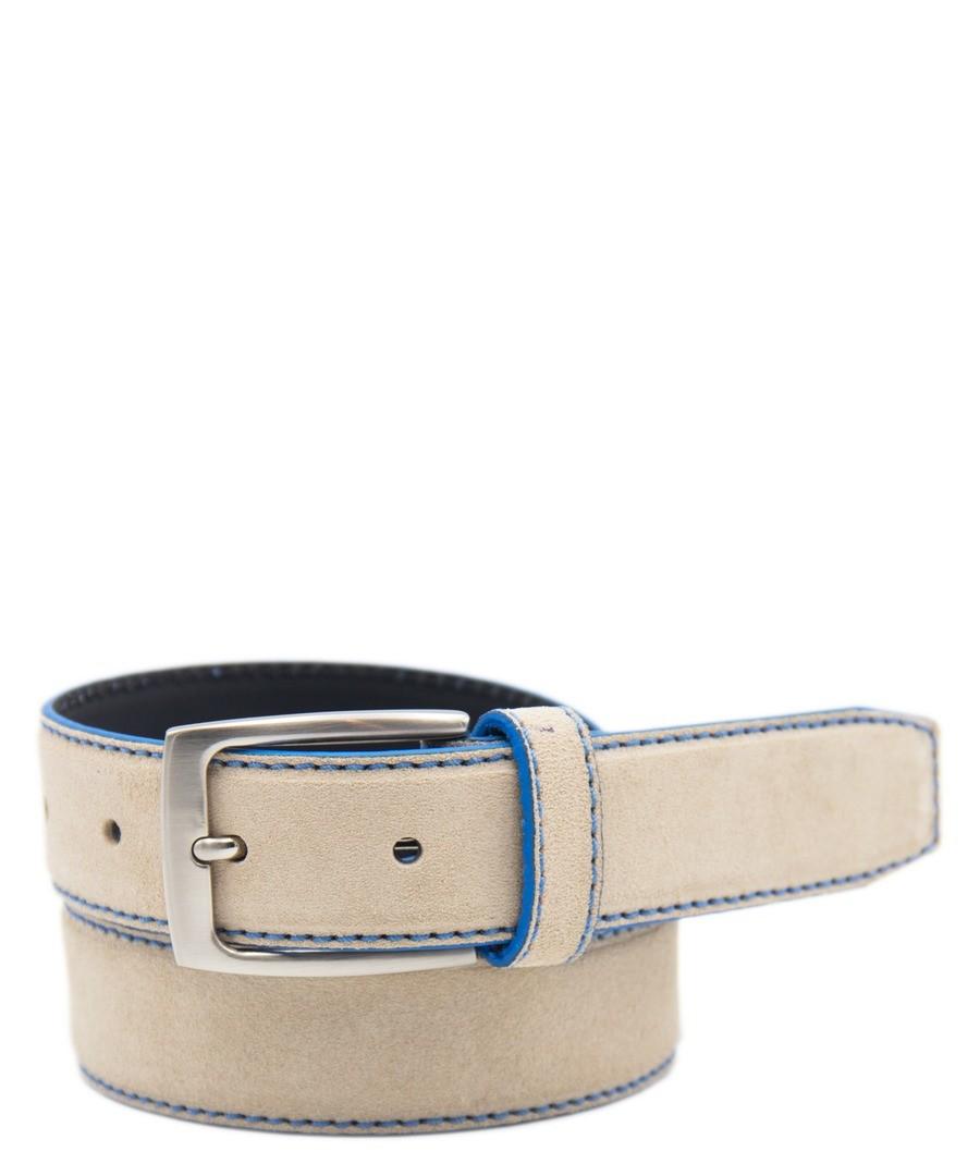Castellanísimos Leather Belt Men Casual Sale - Castellanisimos