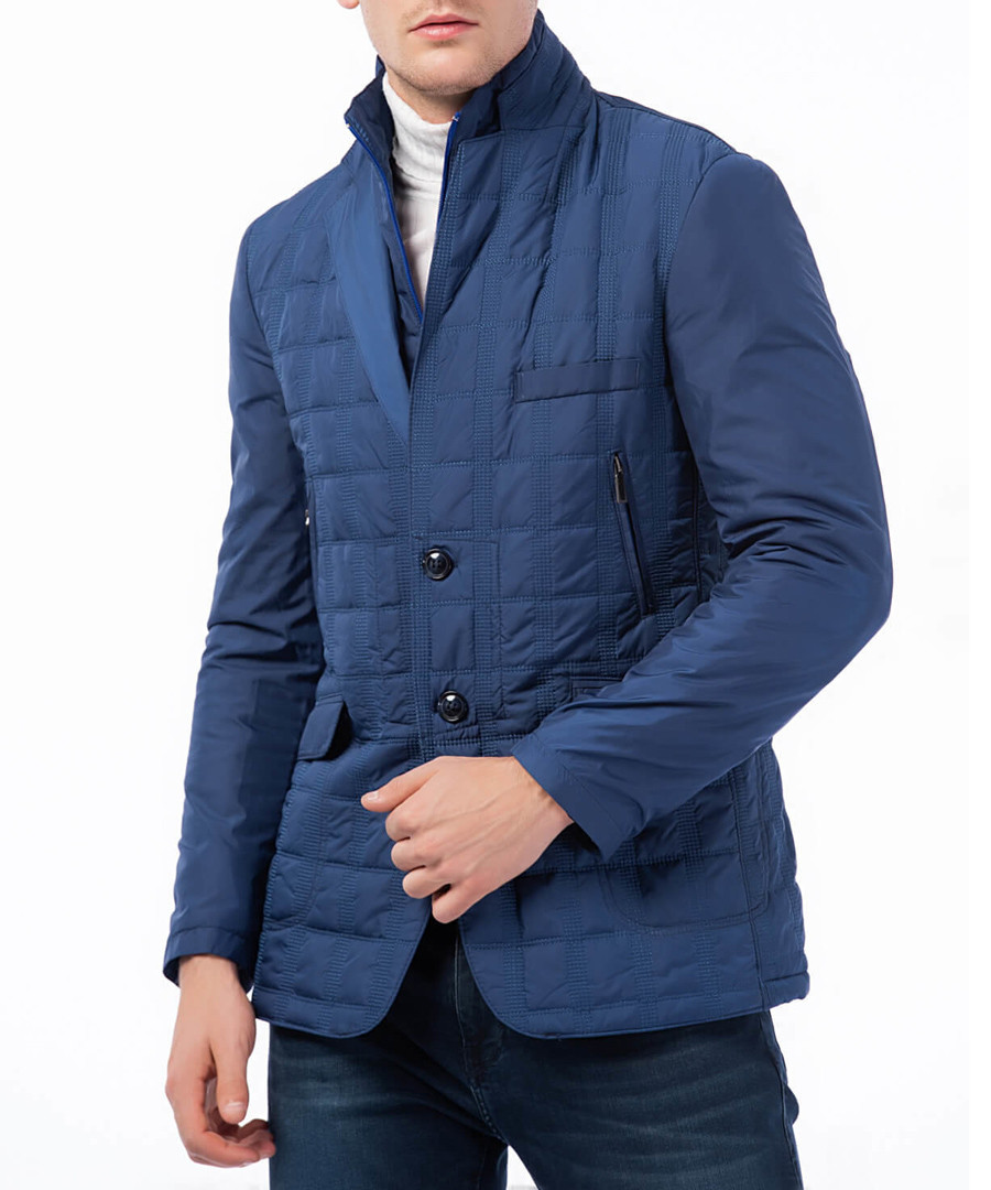 Sax quilted coat Sale - Dewberry
