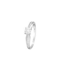 La Promise 0.16ct diamond ring