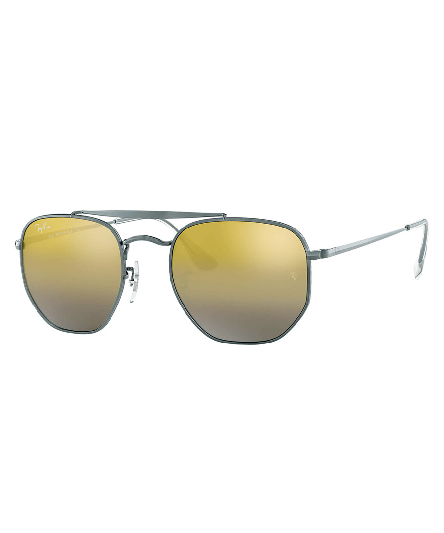 The Marshal gunmetal sunglasses Sale - Ray Ban