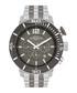 Pugnator silver-tone & grey steel watch Sale - spears & walker Sale