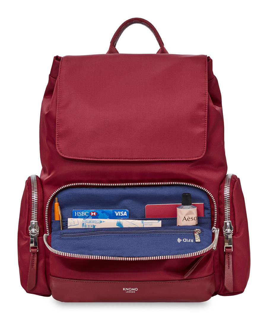 """Clifford berry nylon 13"""" laptop backpack Sale - knomo"""