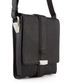 black leather tablet crossbody bag Sale - ferrari Sale
