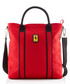 red canvas logo tote bag Sale - Ferrari Sale
