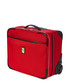 red canvas logo trolley case 40cm Sale - Ferrari Sale
