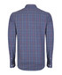 Navy pure cotton long sleeve shirt Sale - felix hardy Sale