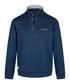 Captain blue zip-neck fleece Sale - regatta Sale