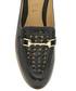 Black leather horsebit mules Sale - ravel Sale