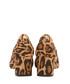 Leopard print block heels Sale - ravel Sale