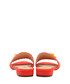 Red stripe tassel sandals Sale - ravel Sale