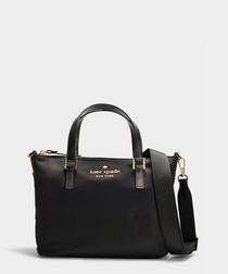 Cameron Street Lucie black nylon bag