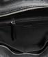 K/Rocky black leather bow shopper Sale - KARL LAGERFELD Sale