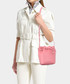 Mini Mini pink calfskin Bucket Bag Sale - Mansur Gavriel Sale