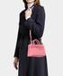 Mini Sun pink Calfskin & canvas grab bag Sale - Mansur Gavriel Sale