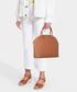 brown calfskin grab bag Sale - Mansur Gavriel Sale